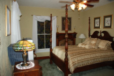Rooms and Rates at Sprague House Bed and Breakfast
